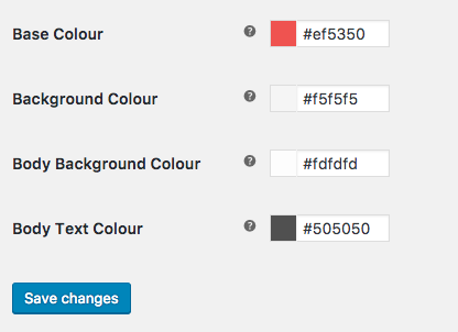 Customize WooCommerce Emails Color Scheme