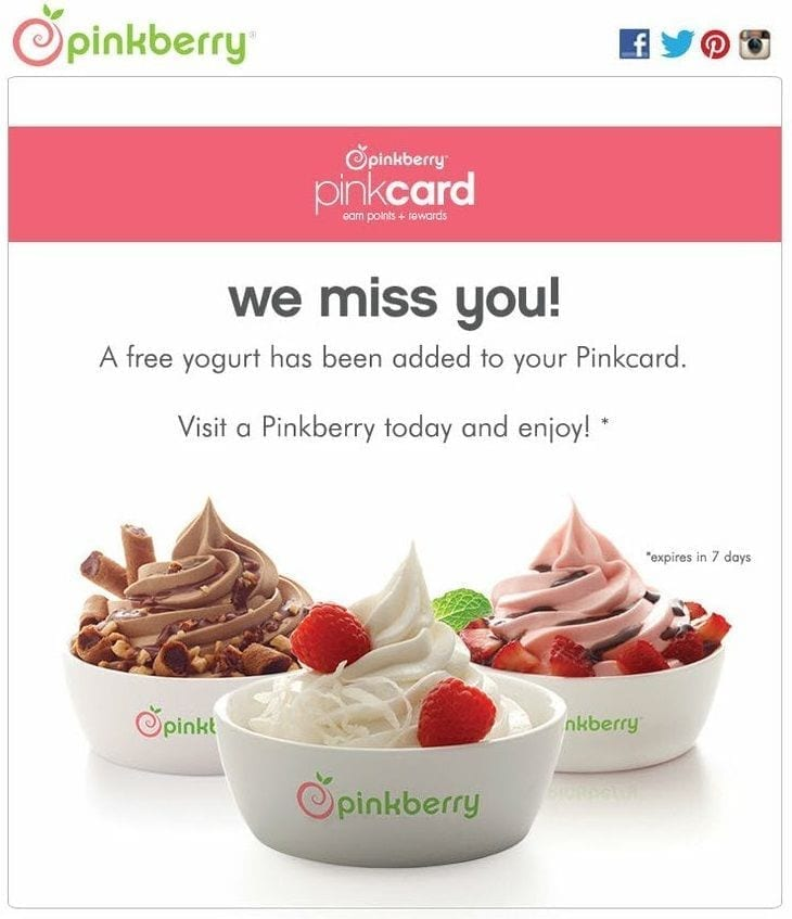 Be Generous in your email marketing