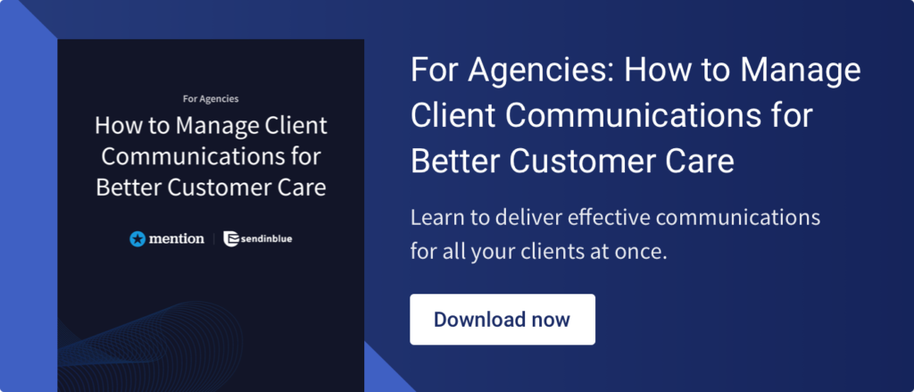 marketing agency objectives eBook