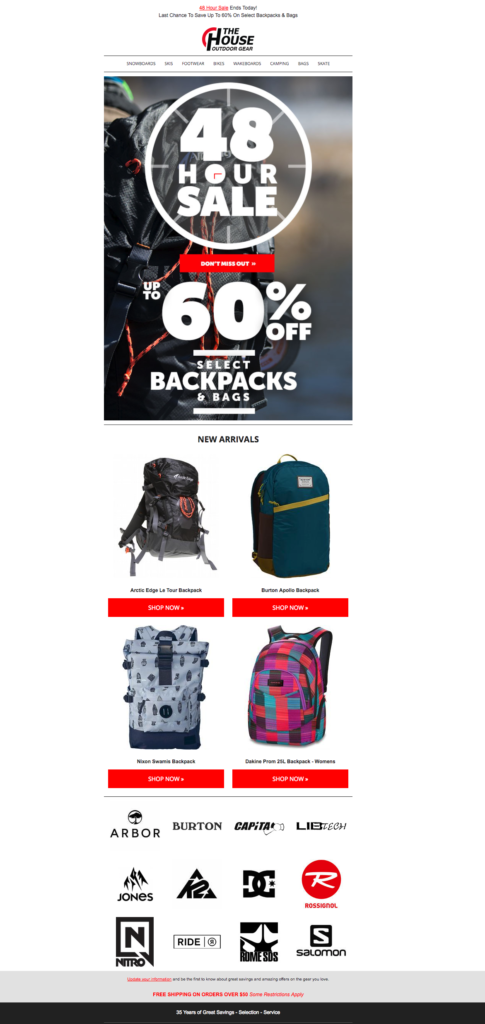 new black friday products