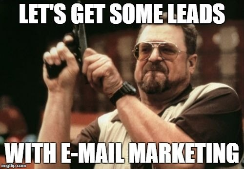 email marketing leads for real estate